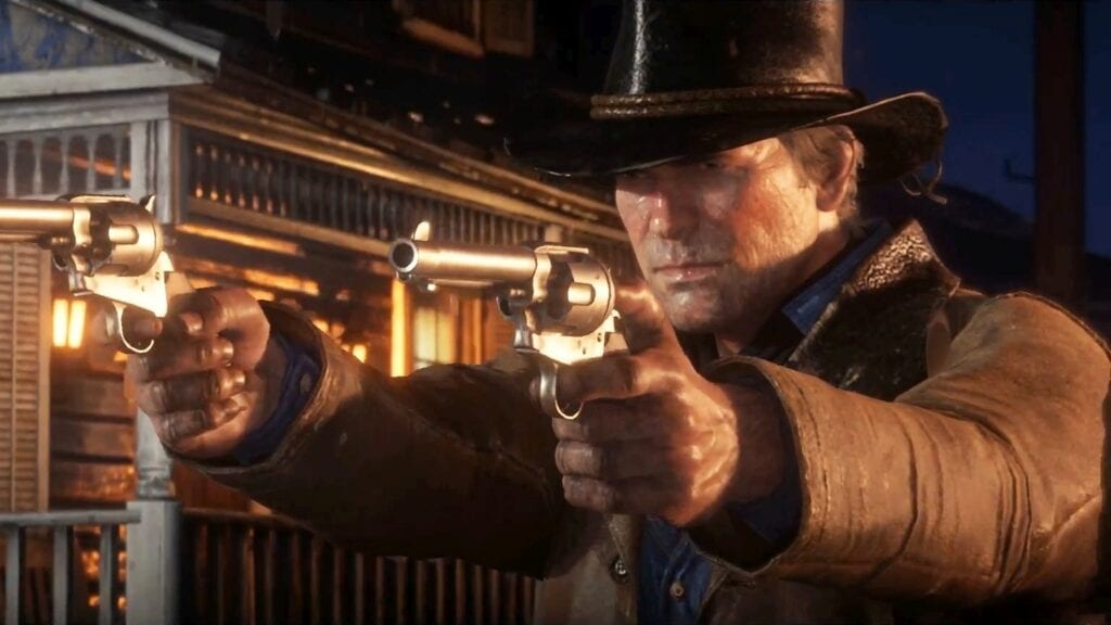 Red Dead Redemption 2 Microtransactions