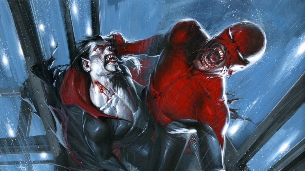 Morbius The Living Vampire Is Getting A Sony Spin-Off Too