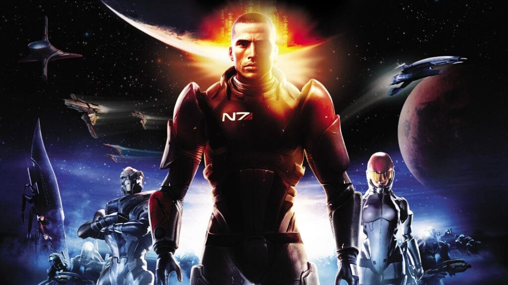 Mass Effect Trilogy Remaster