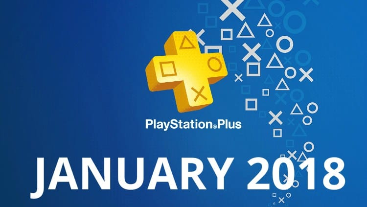 January 2018 PlayStation
