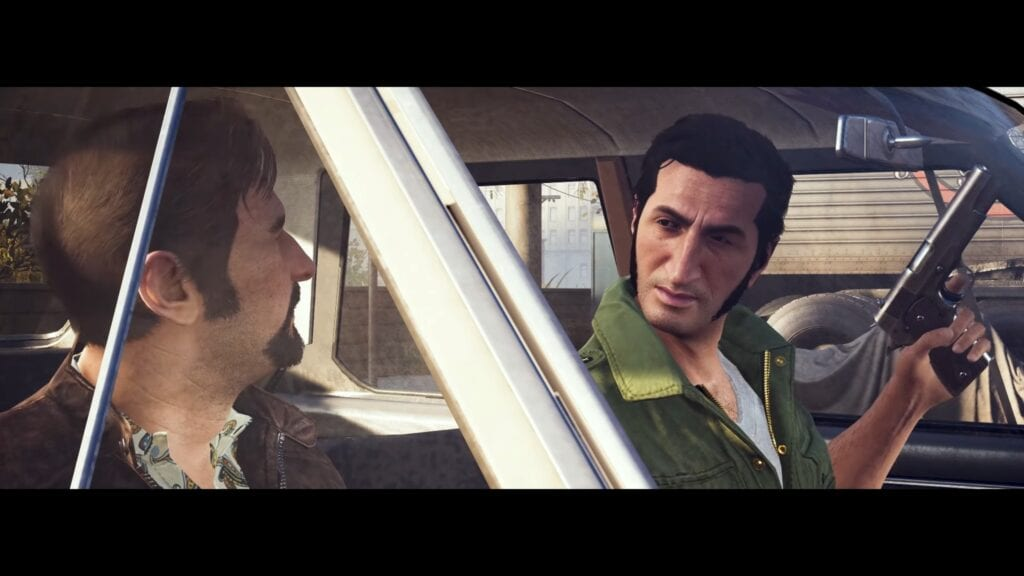 A Way Out - The Game Awards 2017