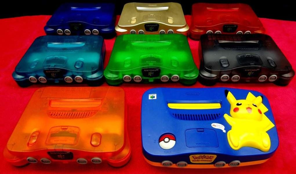 Nintendo 64 Was This Year S Hottest Selling Holiday Item Vintage Retailers Claim