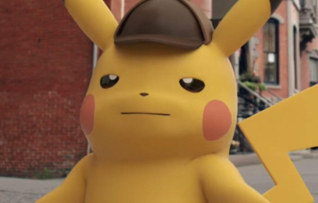 Detective Pikachu Casting