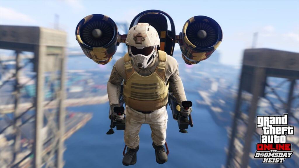 GTA Online Doomsday Heist Update