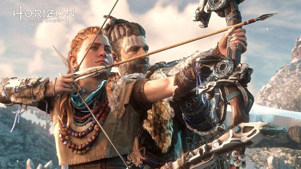 Horizon Zero Dawn Patch