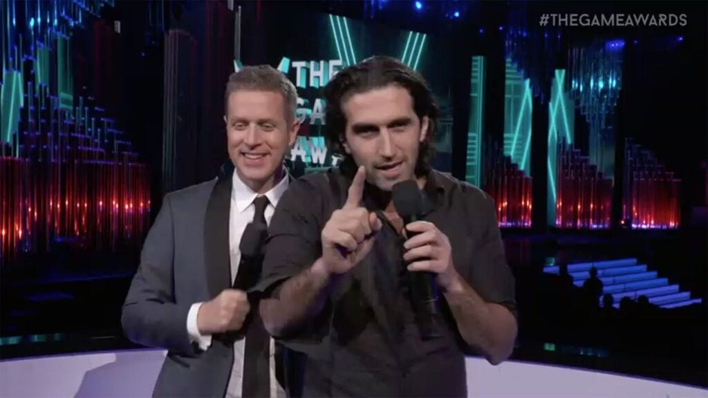 Josef Fares defends