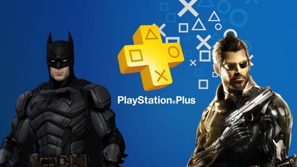 January 2018 PlayStation Plus