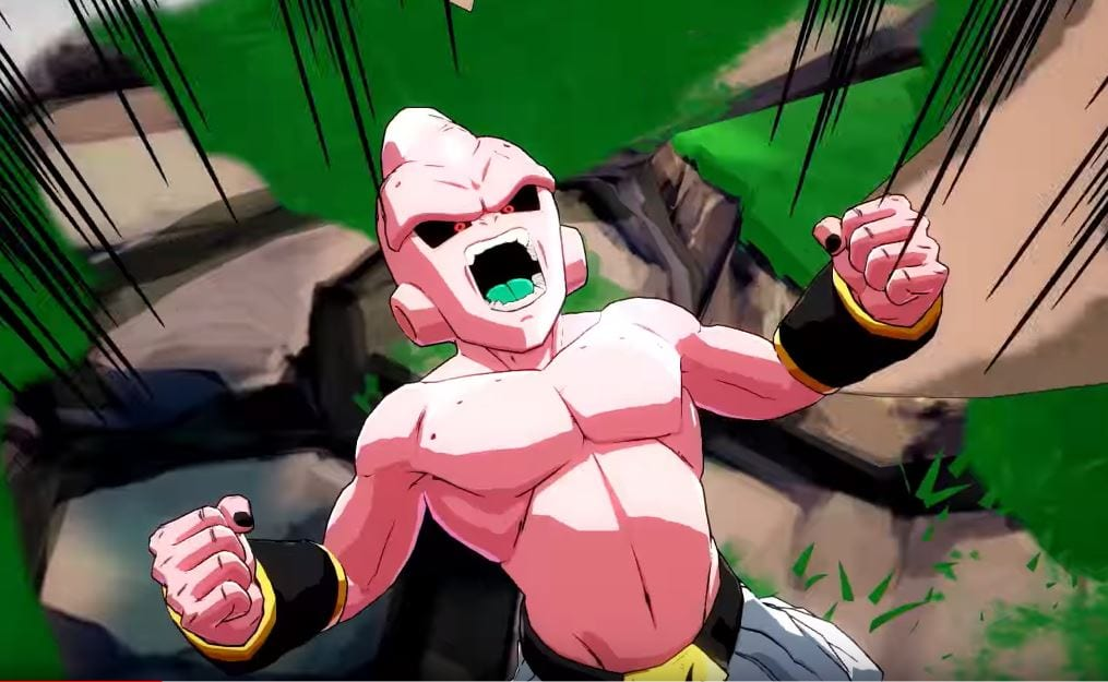 Dragon Ball FighterZ Gameplay Trailer