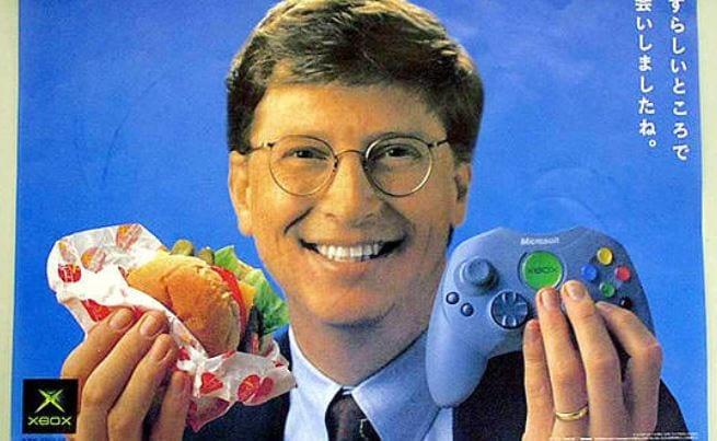 Weirdest Xbox Ad