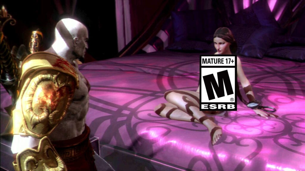 War ESRB Rating Confirms If Love Scenes Are Returning