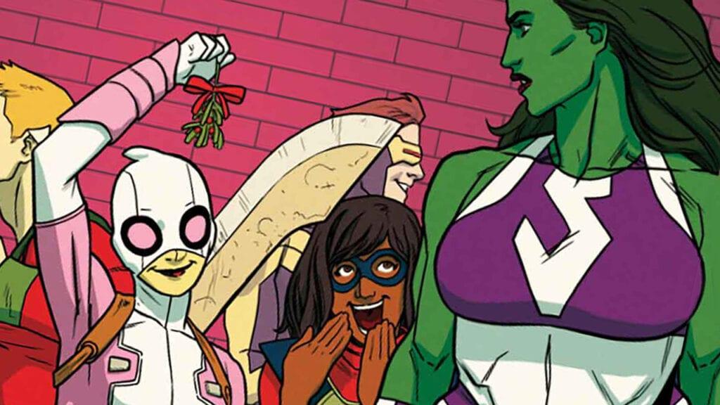 Marvel Comics Cancel