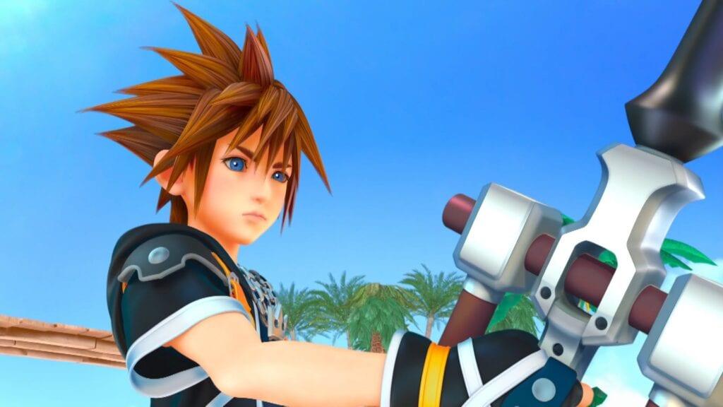 Kingdom Hearts 3 Leak