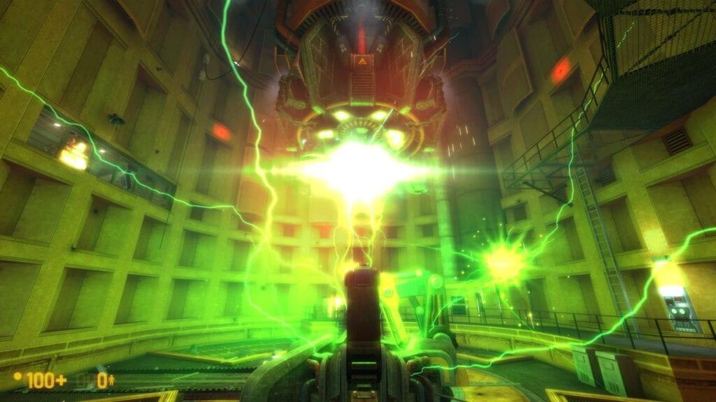 Black Mesa Screenshots