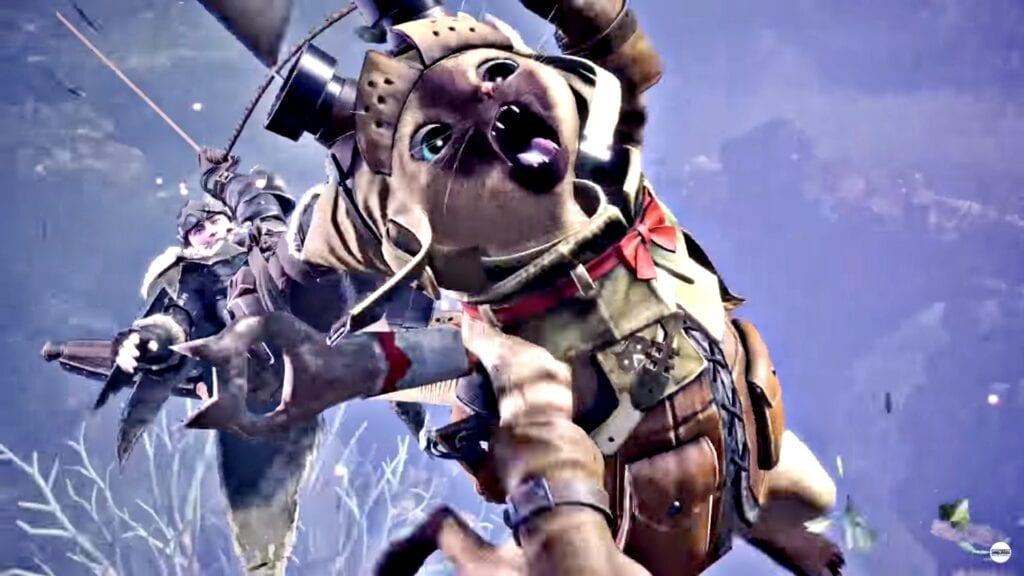 Watch Monster Hunter World Tv Spot Teases Dynamic Storyline