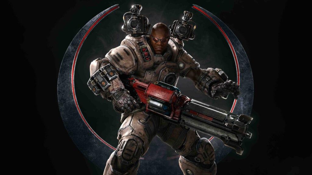 Quake Champions Update