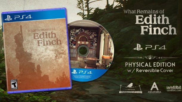 What Remains of Edith Finch Vinyl Soundtrack - Physical Edition