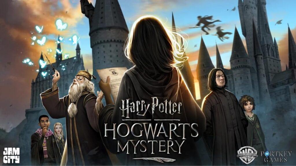Hogwarts Mystery Trailer