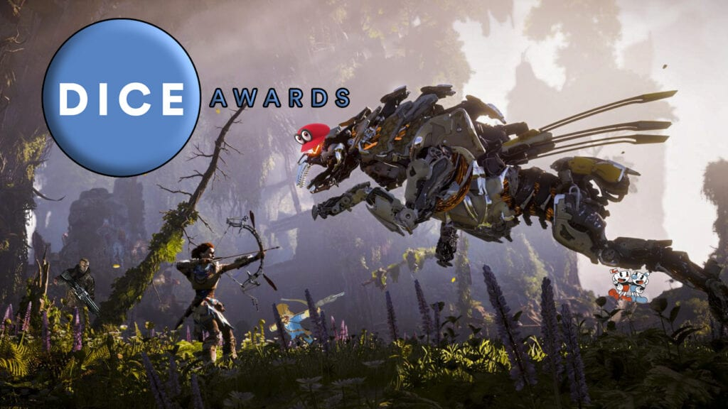 2018 DICE Awards Nominees