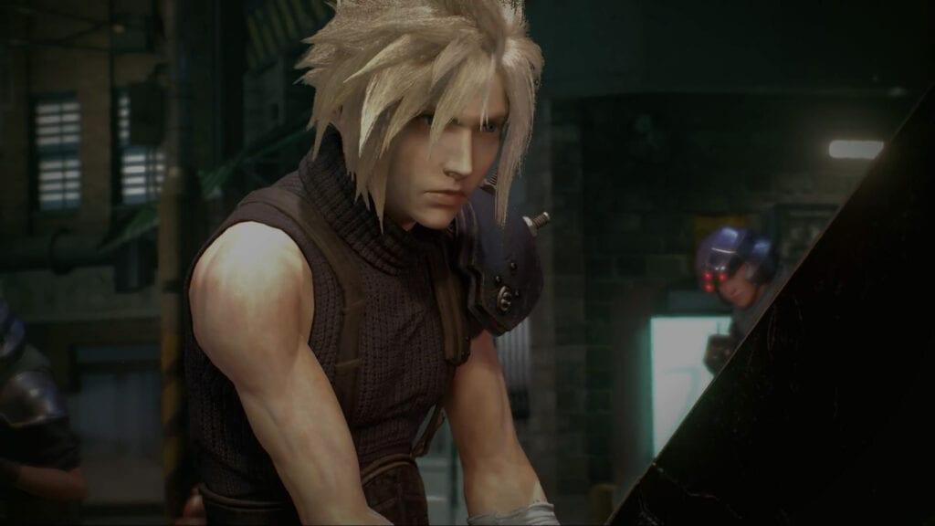 Final Fantasy VII Remake Content