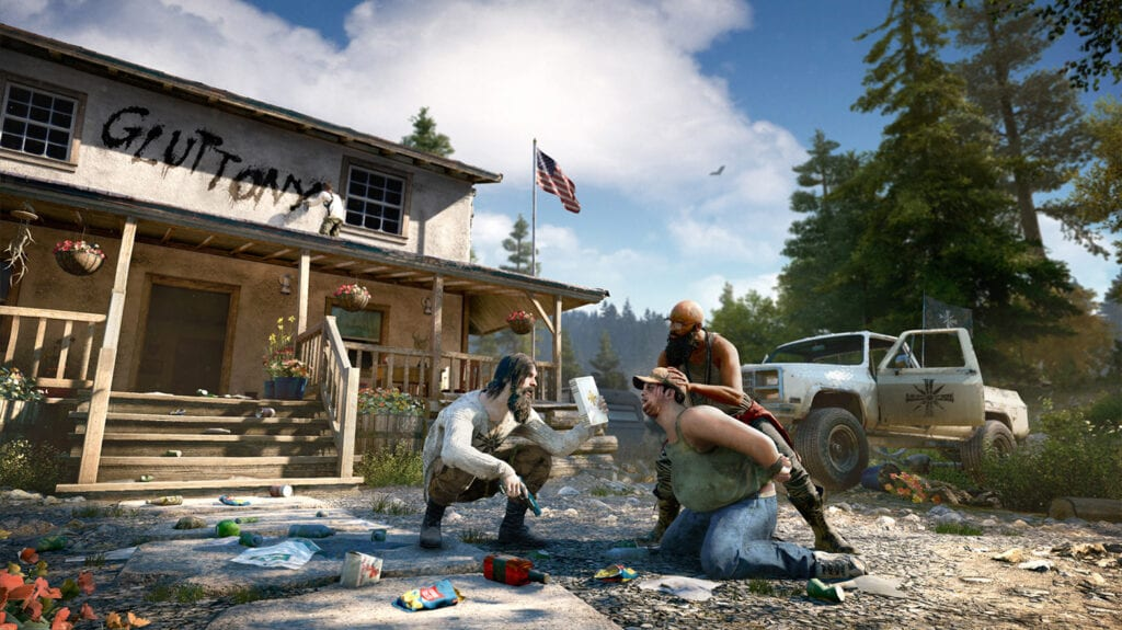 Far Cry 5 ESRB