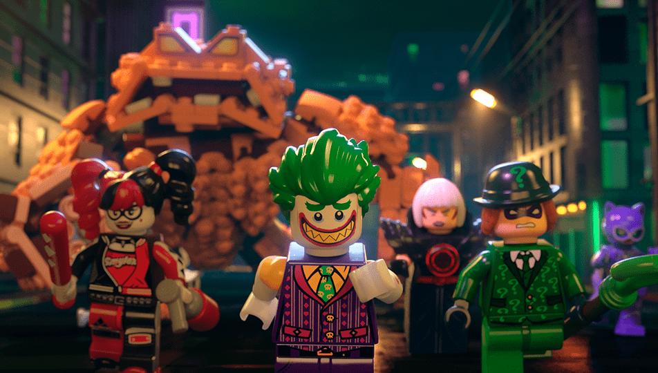 Lego DC Supervillains