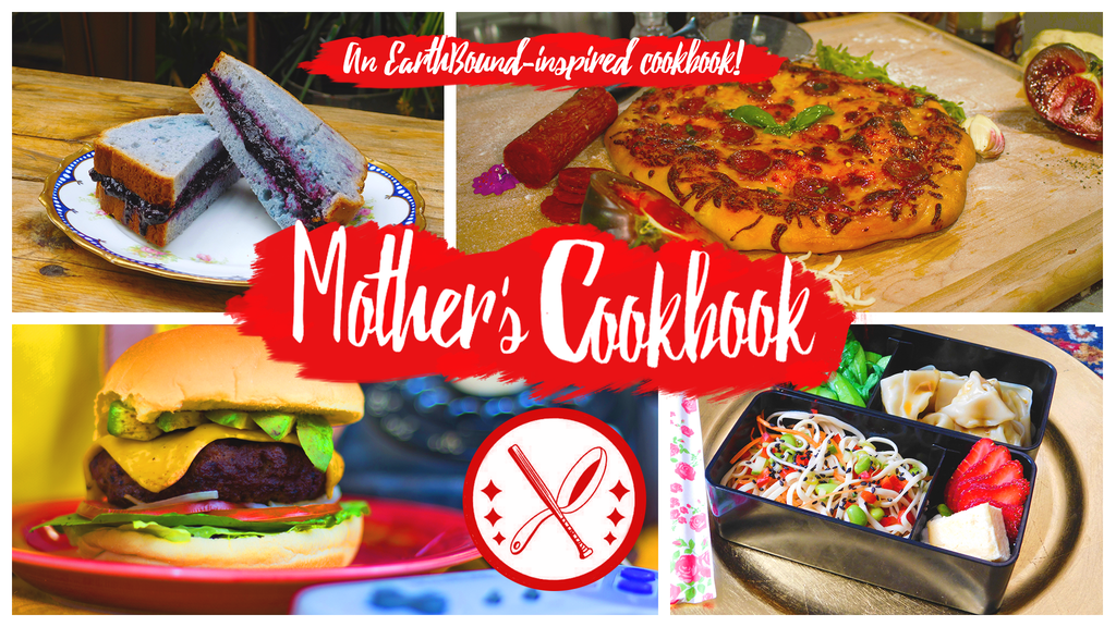 EarthBound-inspired Cookbook