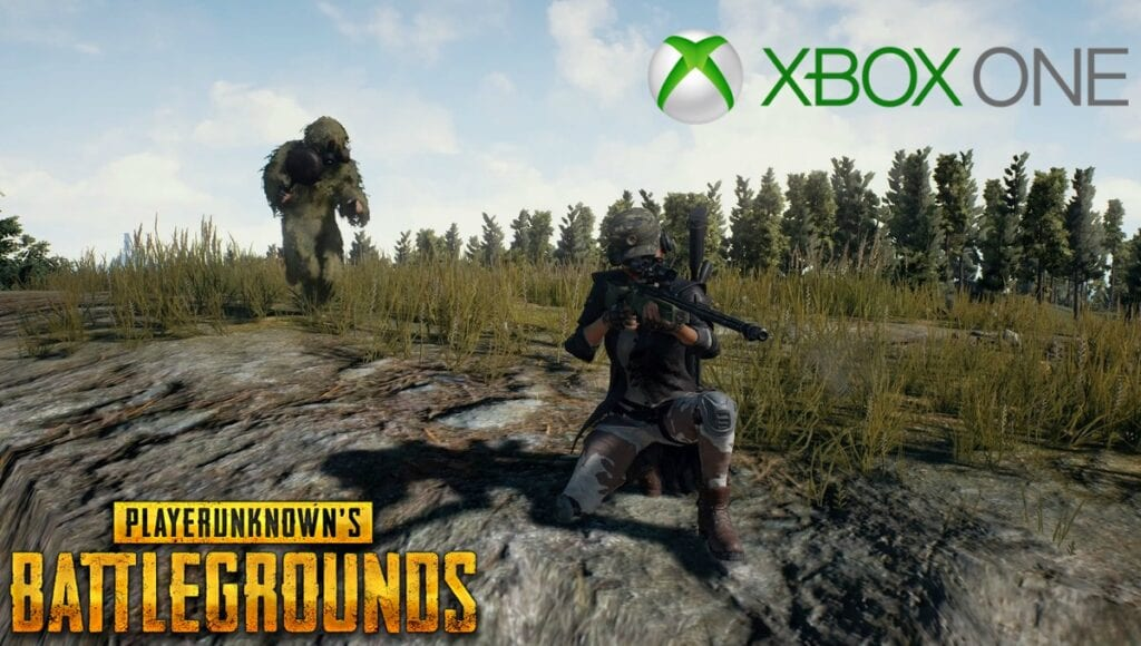 Xbox One PUBG Patch