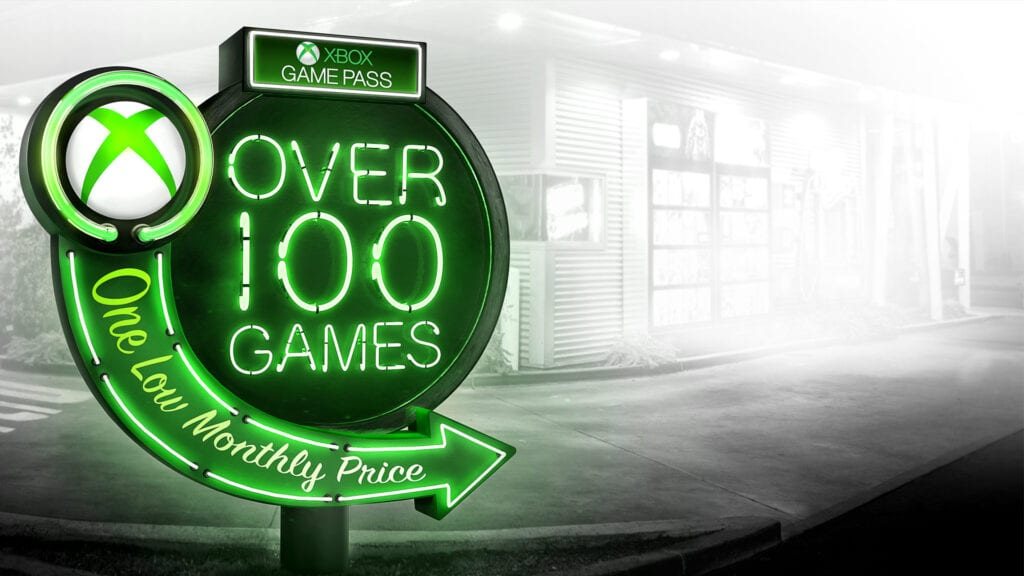 Xbox Game Subscription Service