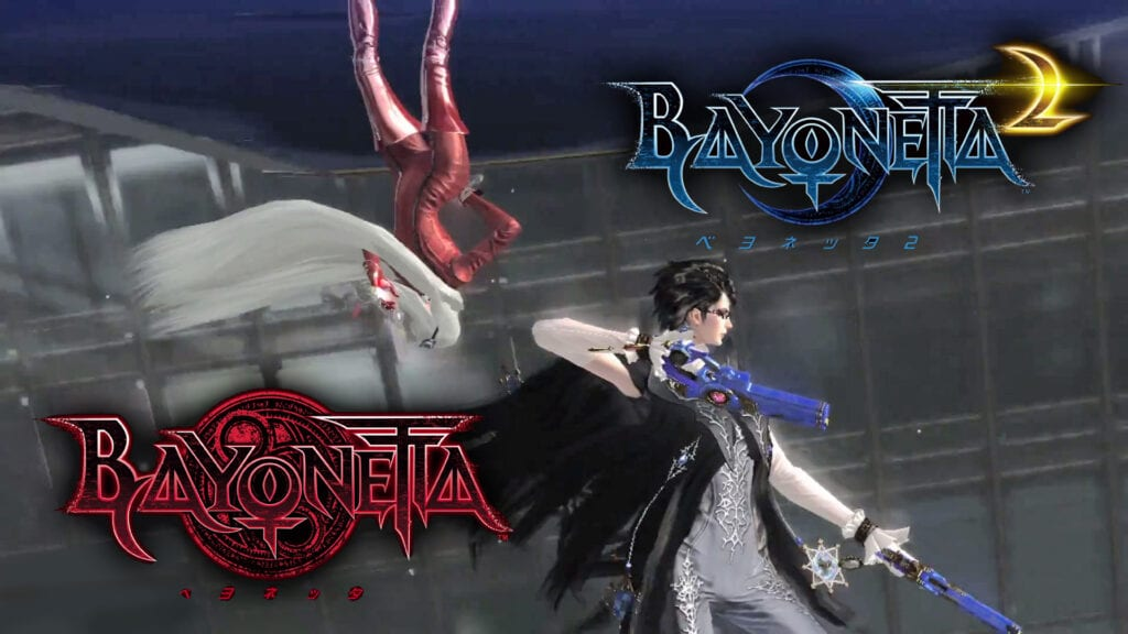 Bayonetta Collection Trailer