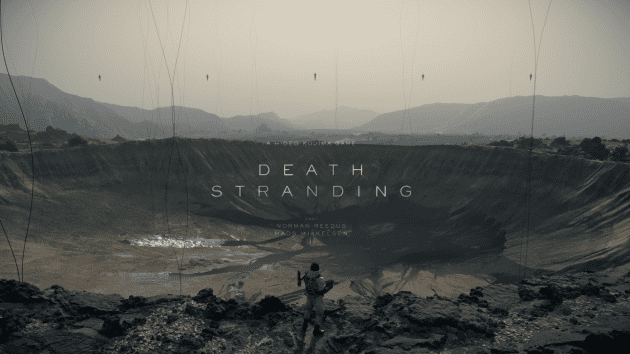 Death Stranding To Unveil 80 Minutes Of Gameplay At TGS 2019