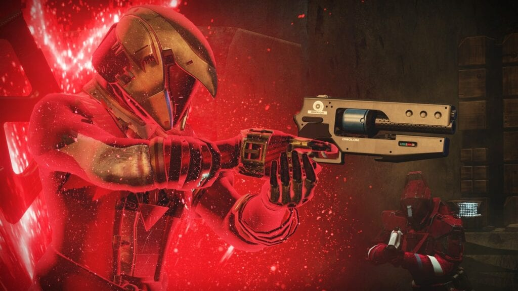 Crimson Days Event Destiny 2