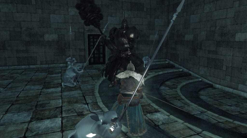 Dark Souls 2 enemy randomizer