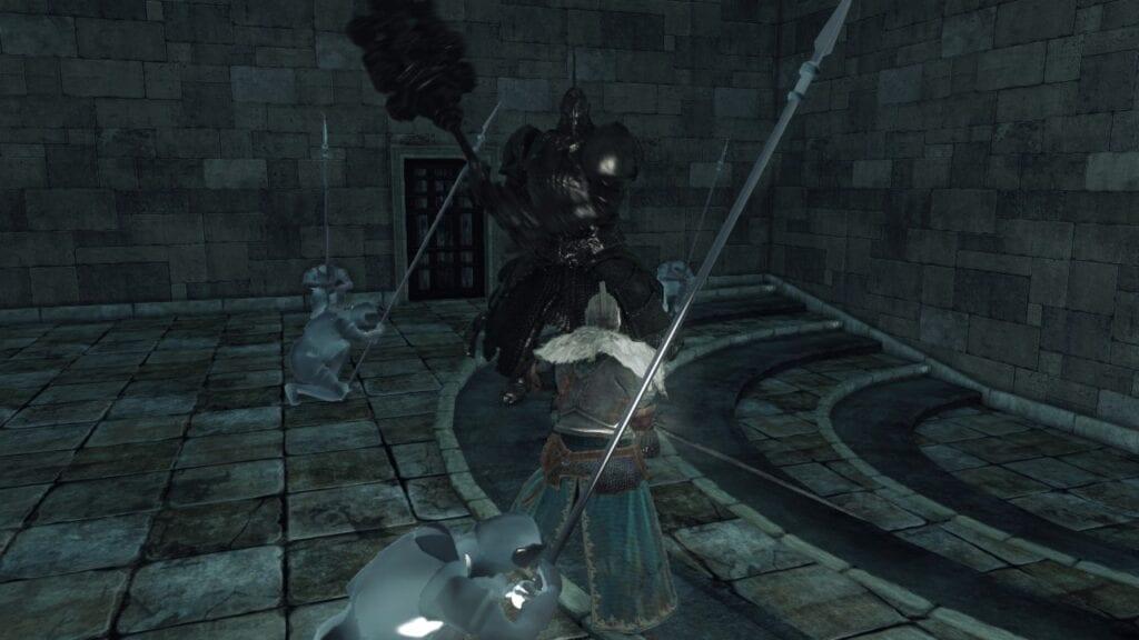 Dark Souls 2 enemy randomizer