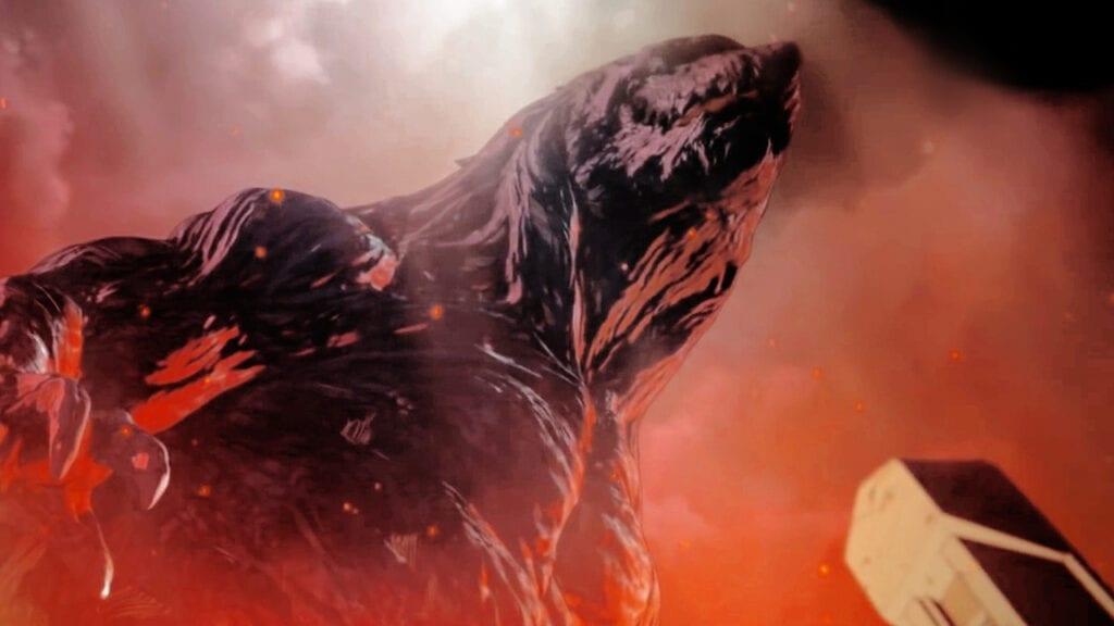 Giant Godzilla Anime Netlix