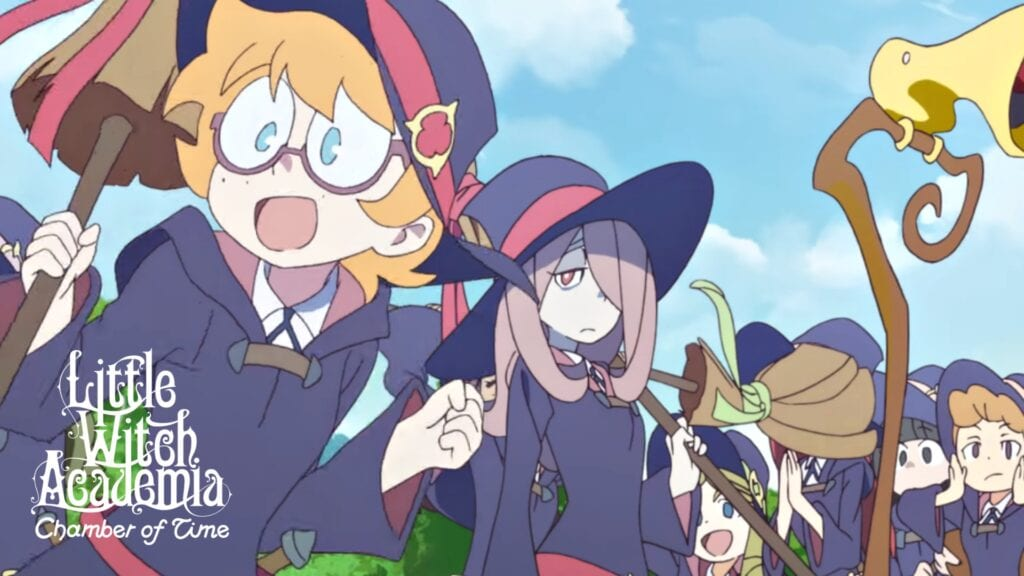 Luna Nova Magical Academy