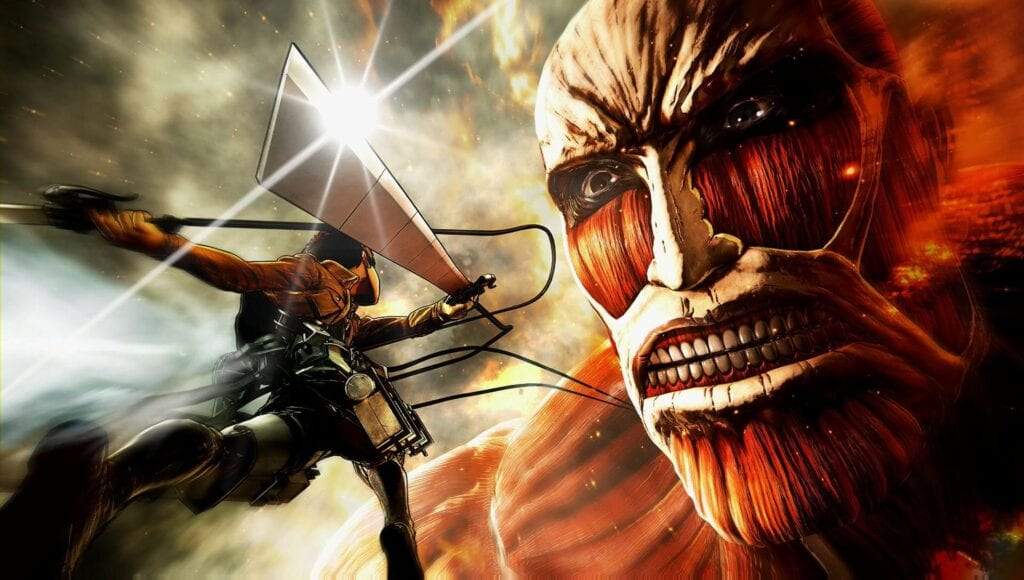Attack on Titan 2 Playable Characters