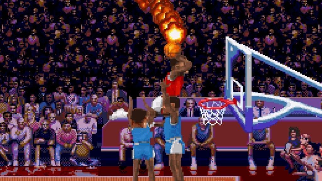 NBA Jam Remake