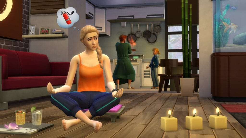new Sims 4 Patch
