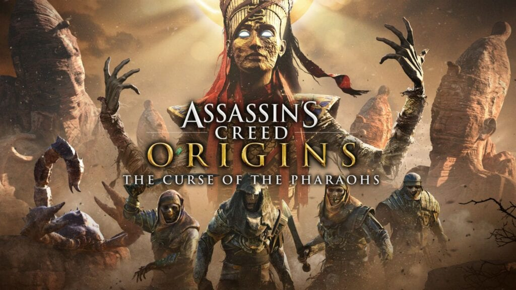 Assassins Creed Origins DLC
