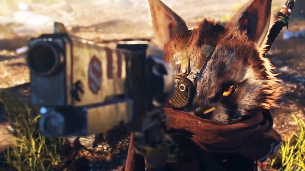 BioMutant Gameplay teaser
