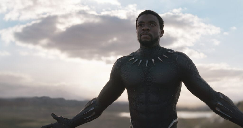 Black Panther Opening Weekend