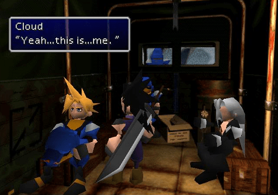 Final Fantasy 7 Remake: Cloud Redesign