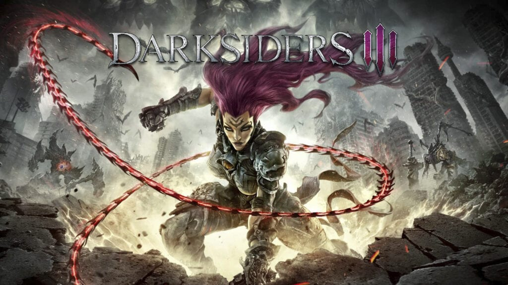 Darksiders III DRM-Free