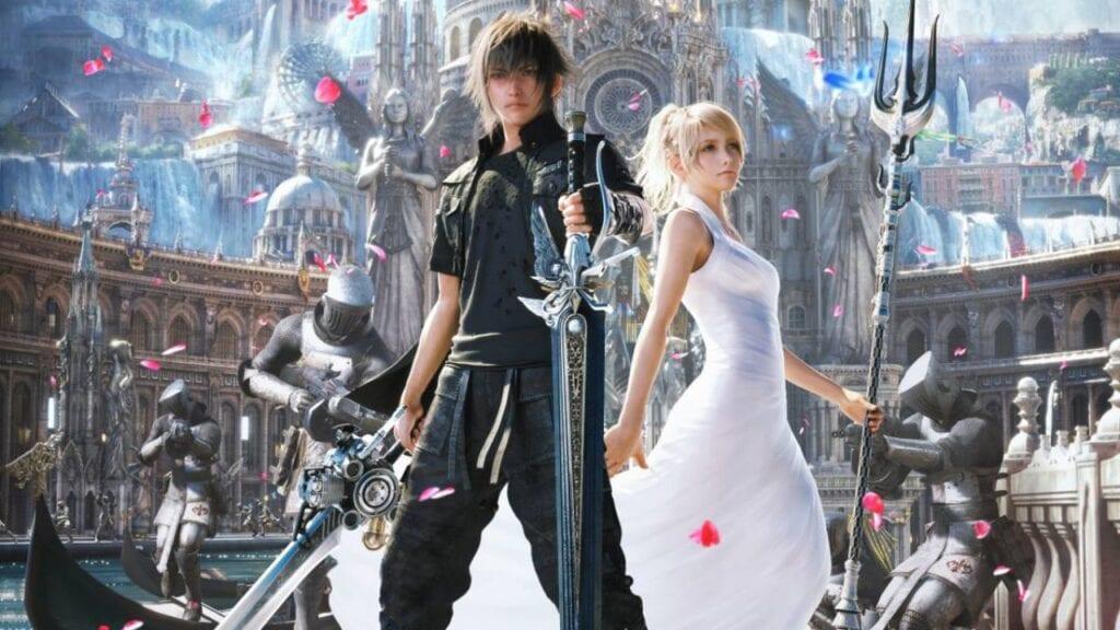 Final Fantasy XV Director
