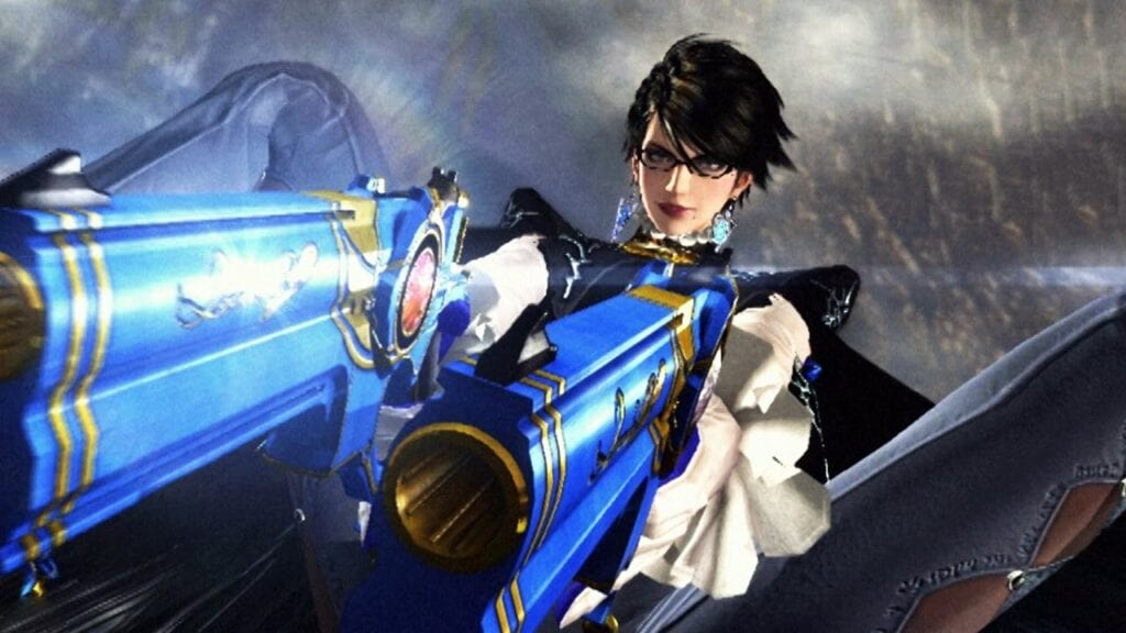 Bayonetta 2 Gameplay Trailer
