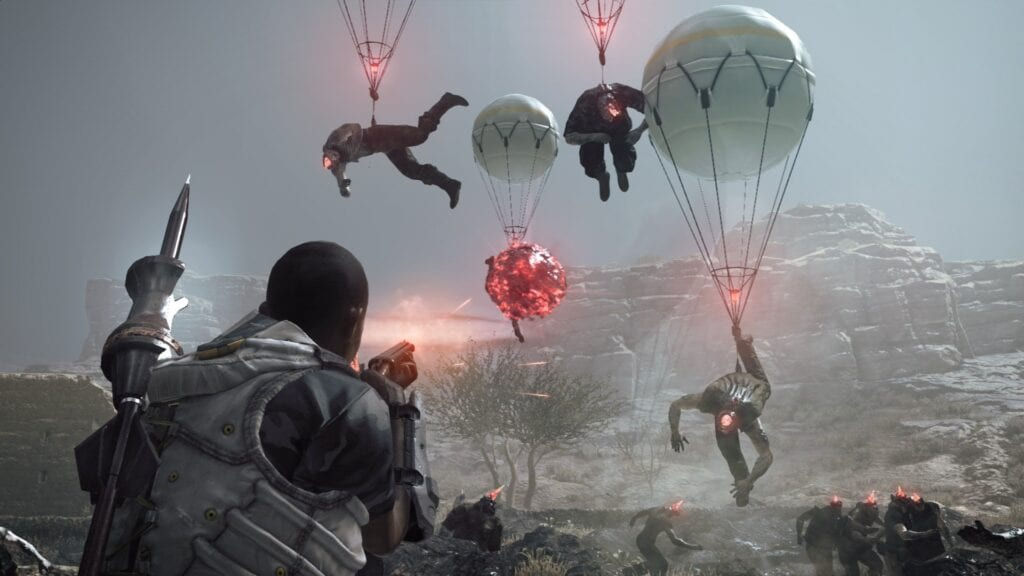 Metal Gear Survive Co-Op