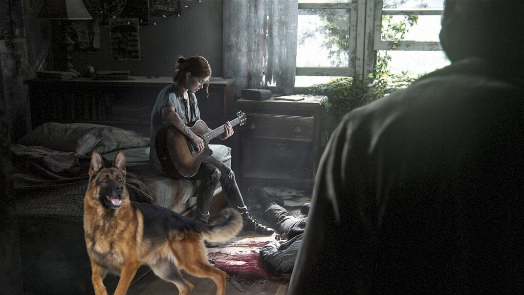 Last of Us Part II Canine Companions