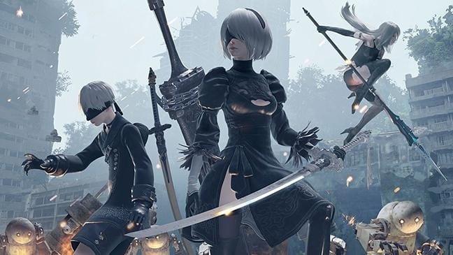 Square Enix CEO