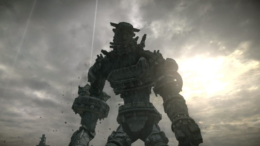 Shadow Of The Colossus Developer