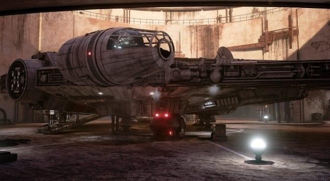 Star Wars Dark Forces remake